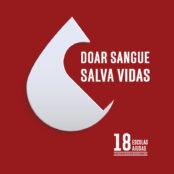 Doar Sangue Salva Vidas!